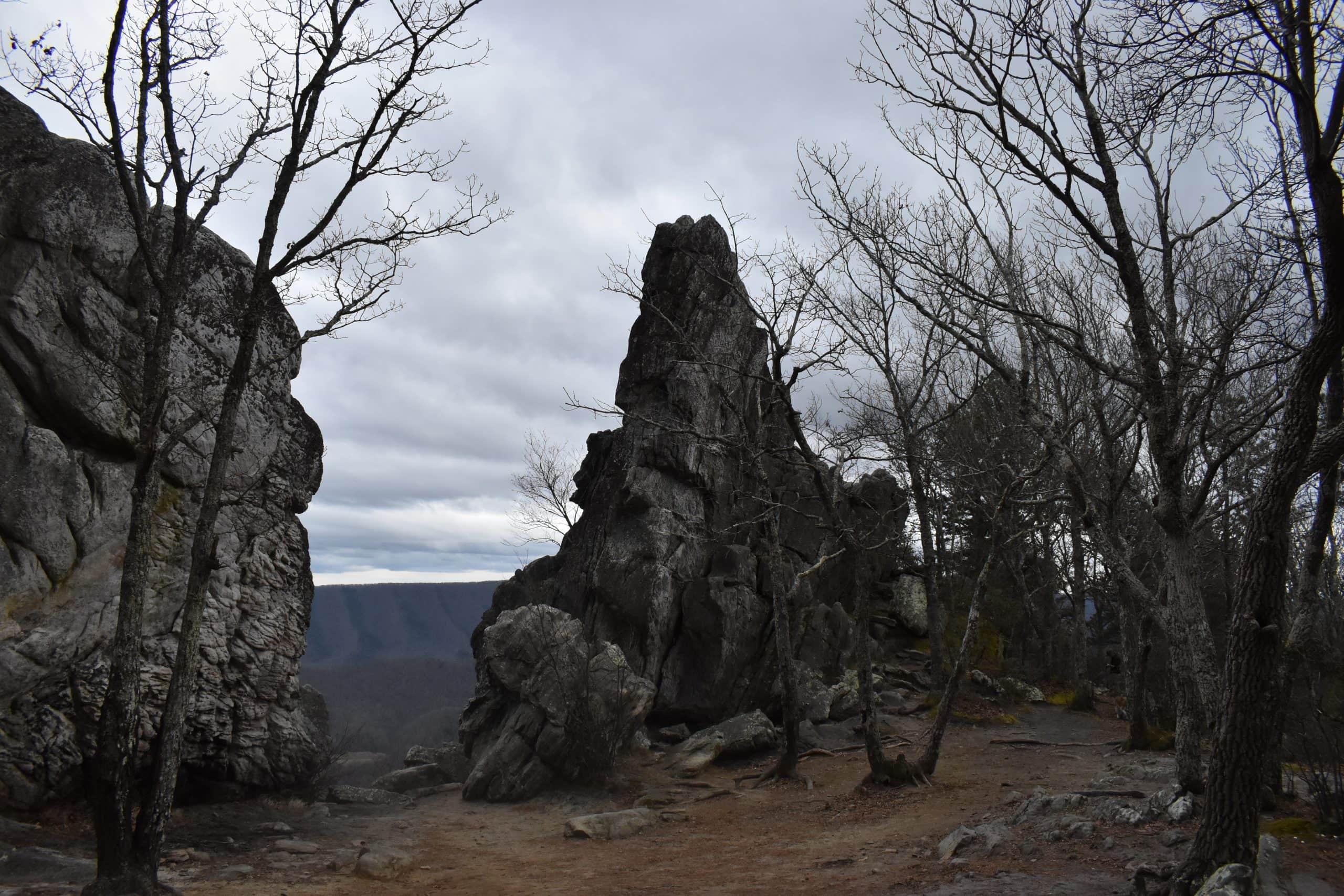 Yoanoke Roanoke Things To Do Dragons Tooth Hike