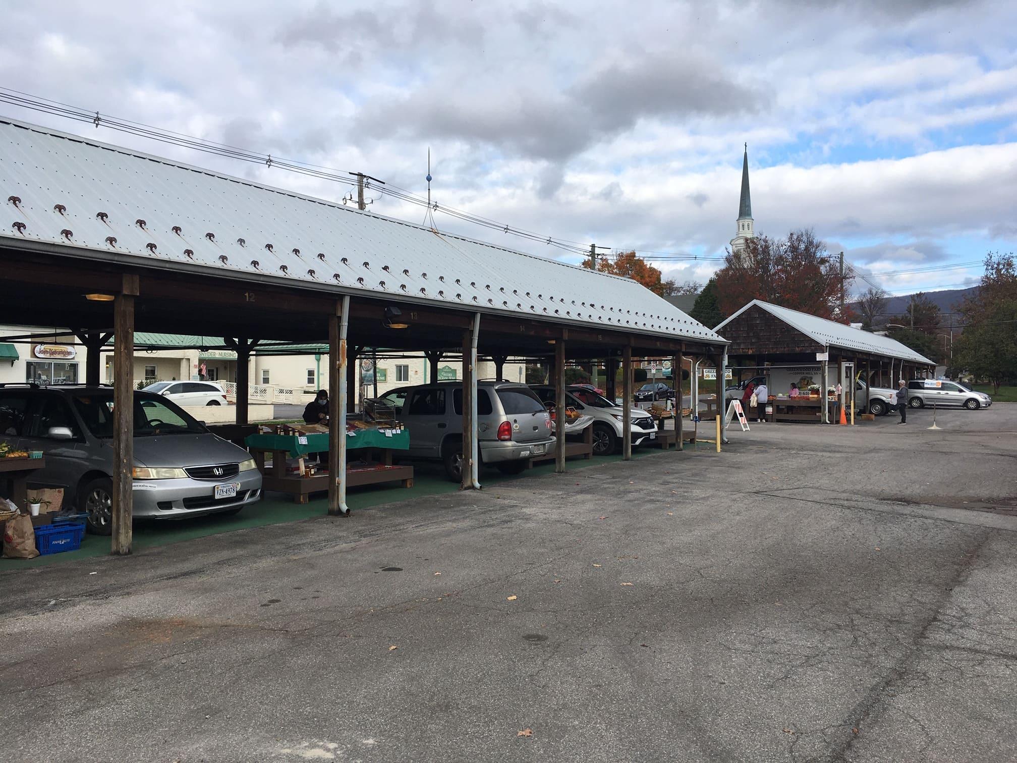 Roanoke Farmers Market Salem Yoanoke