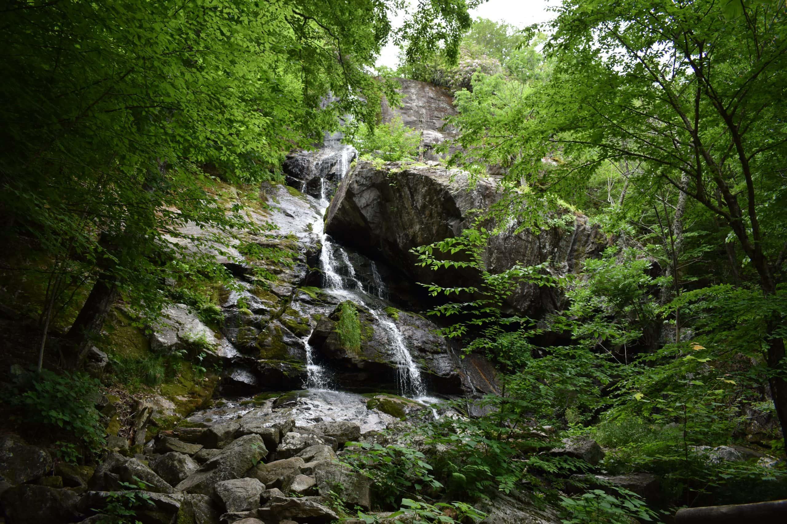 Waterfalls Near Roanoke Va, Apple Orchard Fallsl, Yoanoke