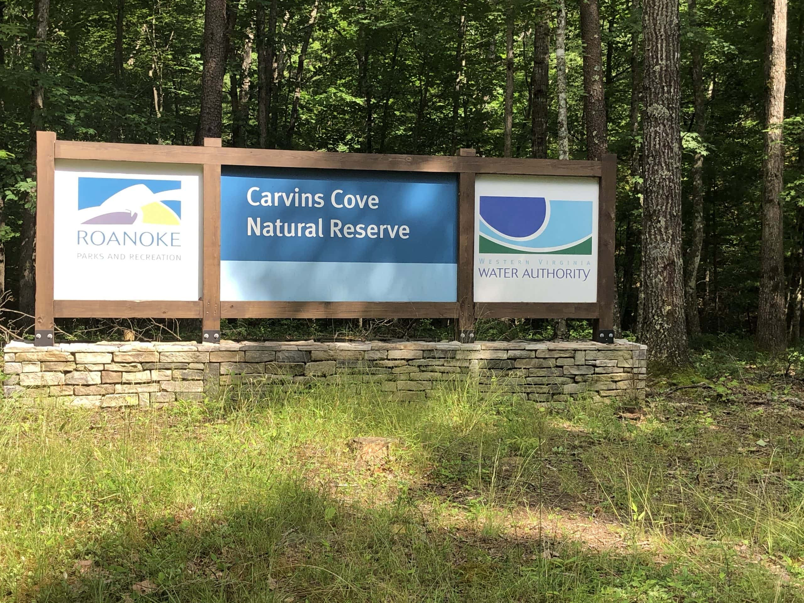 Carvins Cove Natural Reserve - Yoanoke