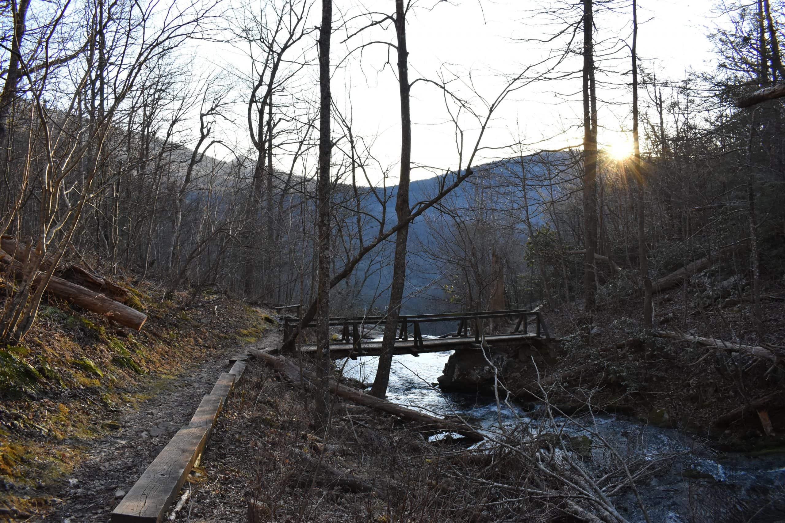 Fallingwater Cascades Trail Va
