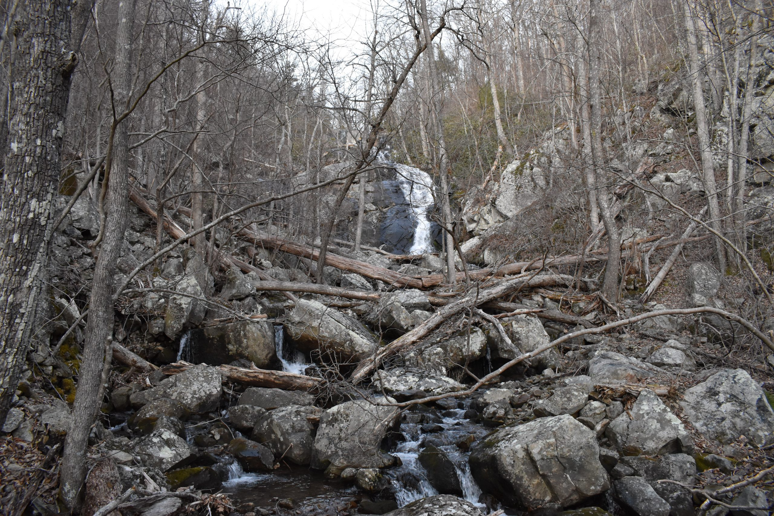 Fallingwater Waterfall scaled