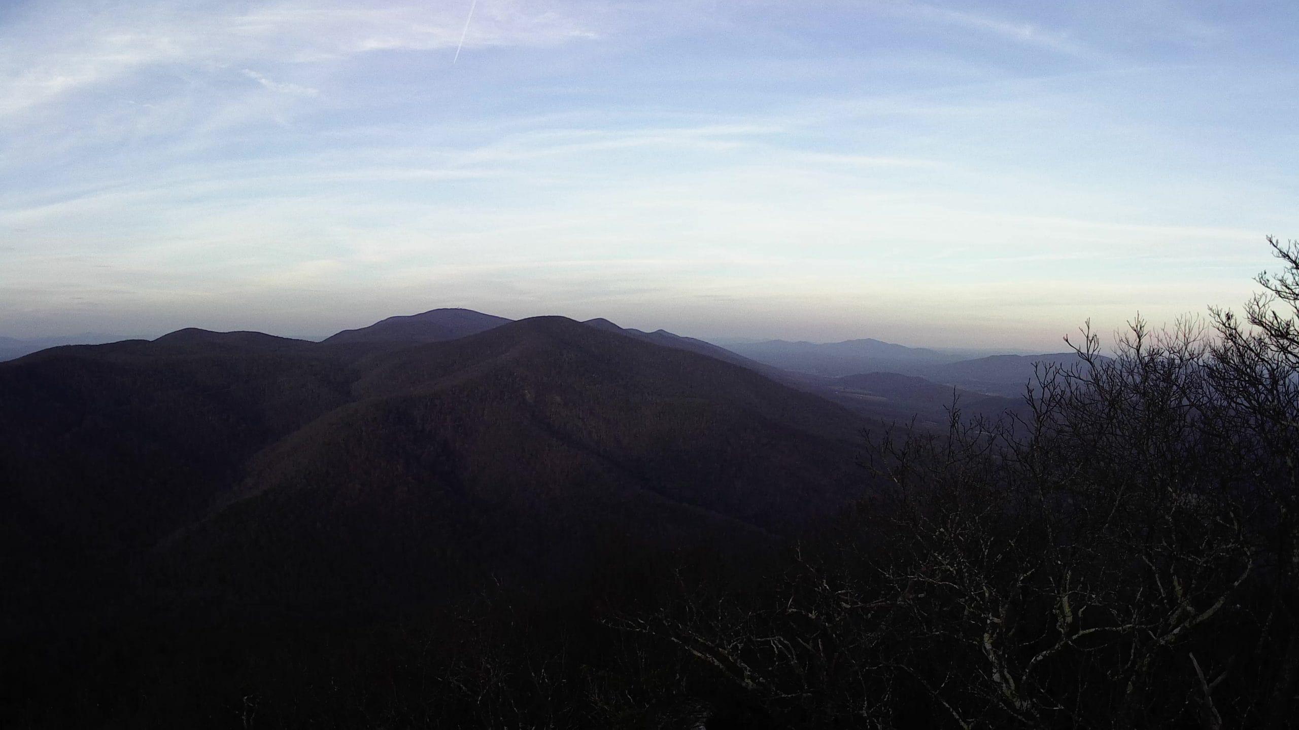 Flat Top Mountain Trail Va - Yoanoke