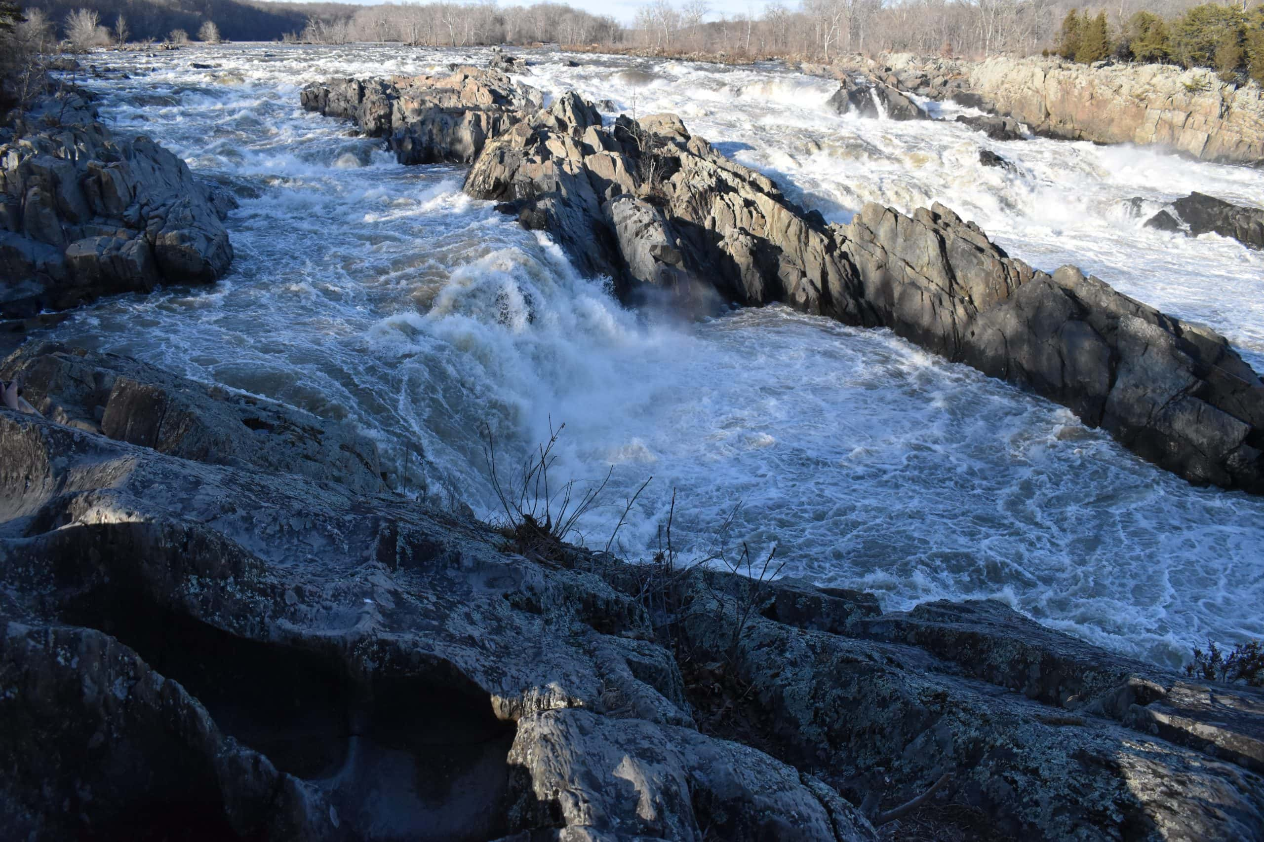 Road Trips From Roanoke - Harper's Ferry and Great Falls, Va - Great Falls