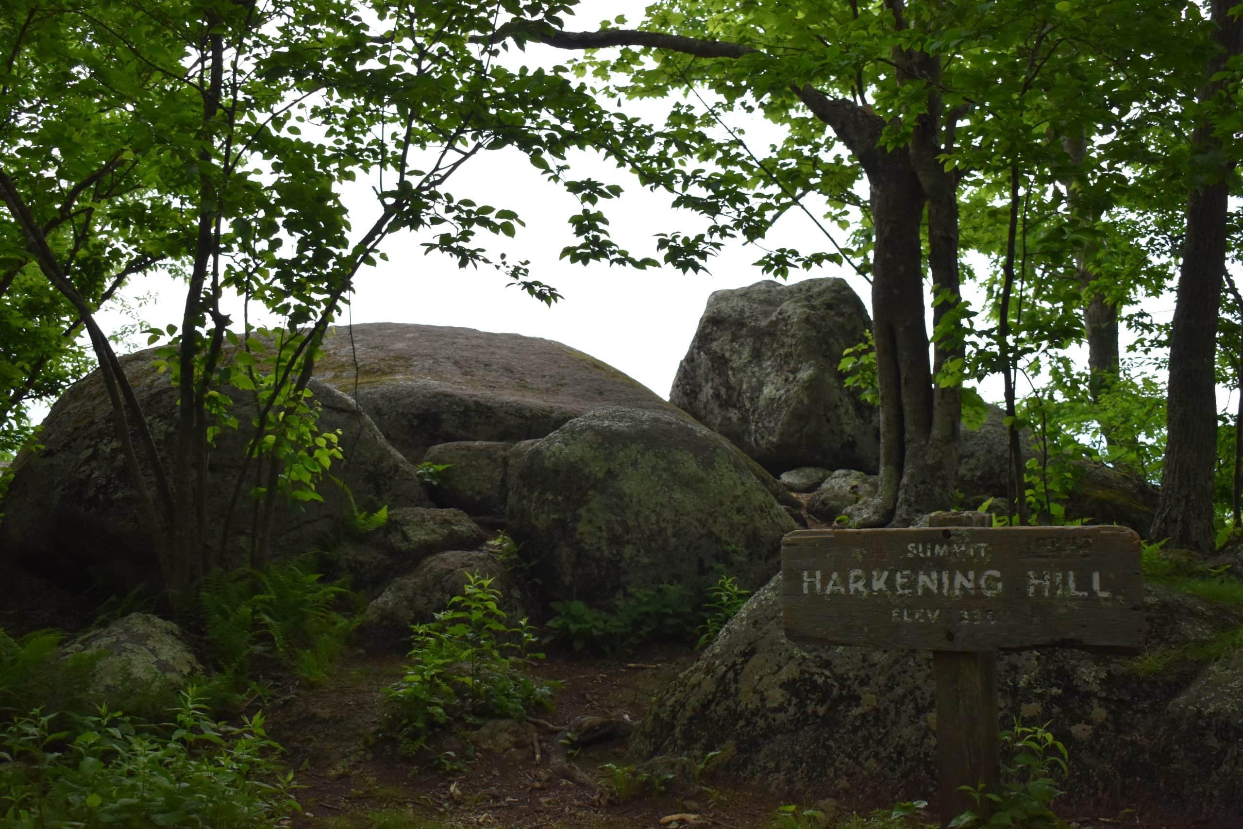 Harkening Hill Trail - Yoanoke