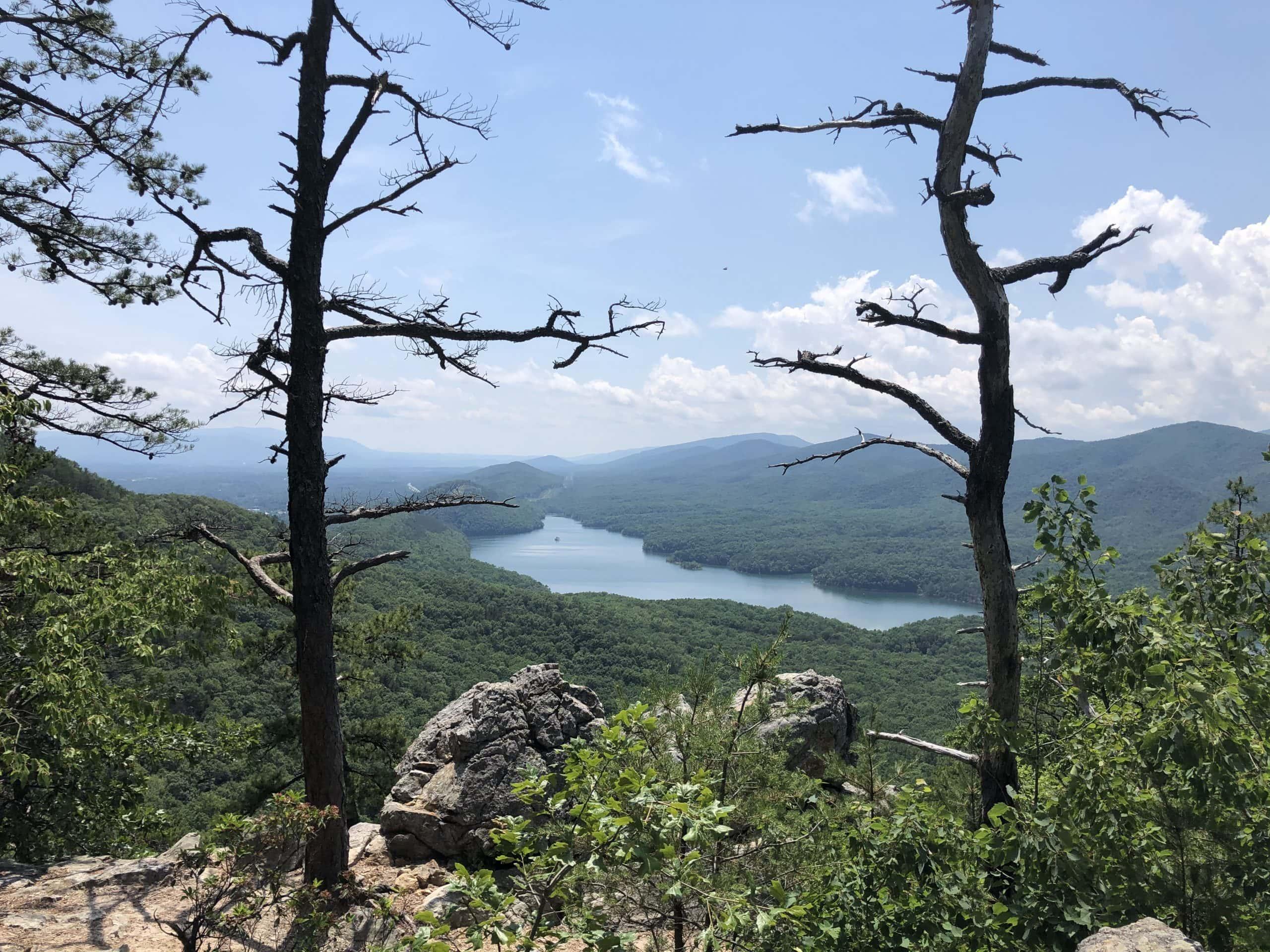 Hay Rock Via Appalachian Trail - Yoanoke