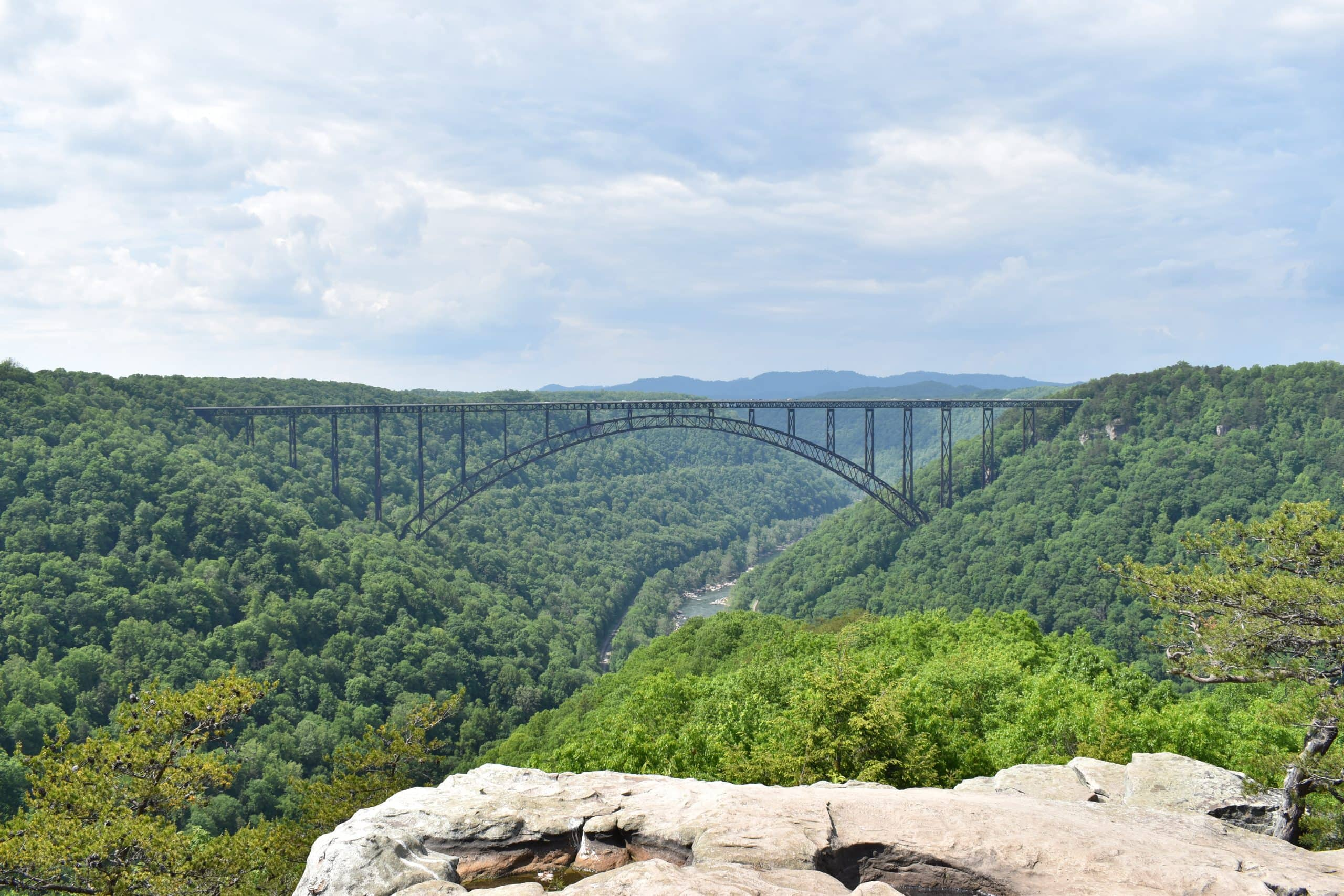 Road Trips From Roanoke Va - New River Gorge
