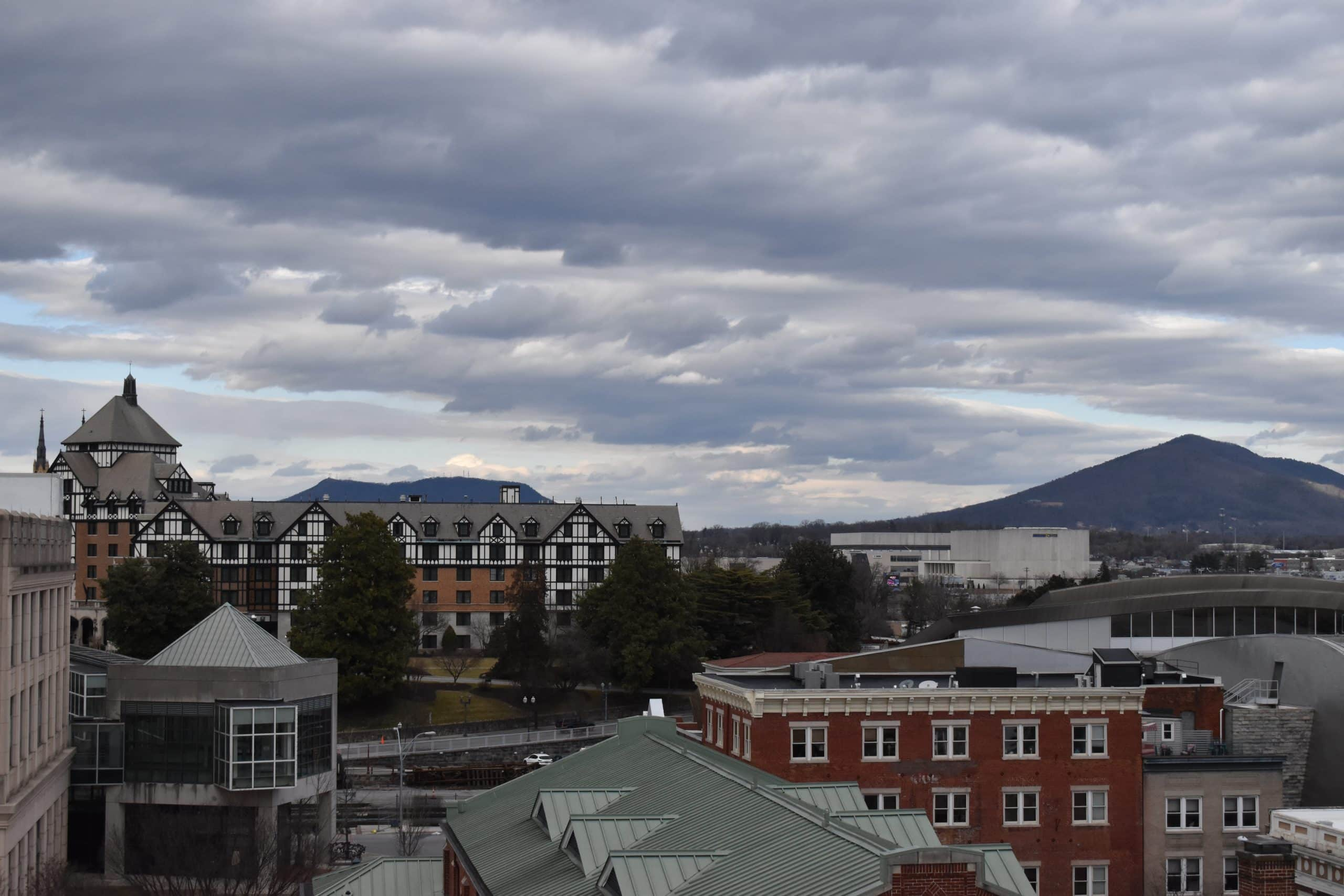 Downtown Roanoke Hotel Read Mountain scaled