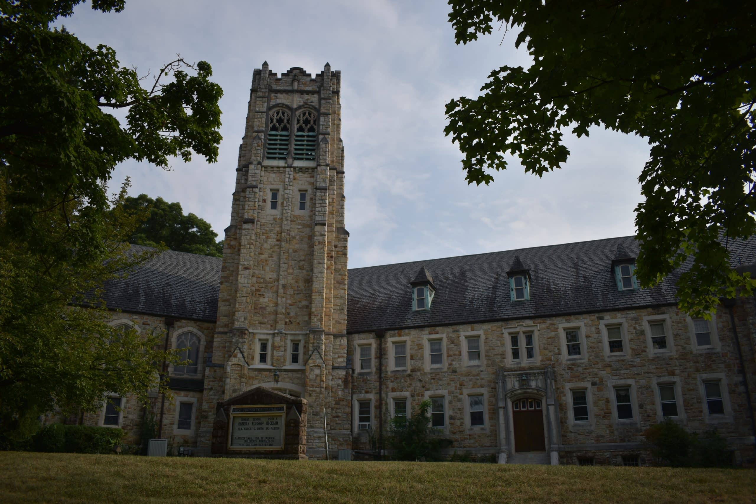 First Evangelical Presbytarian Church scaled