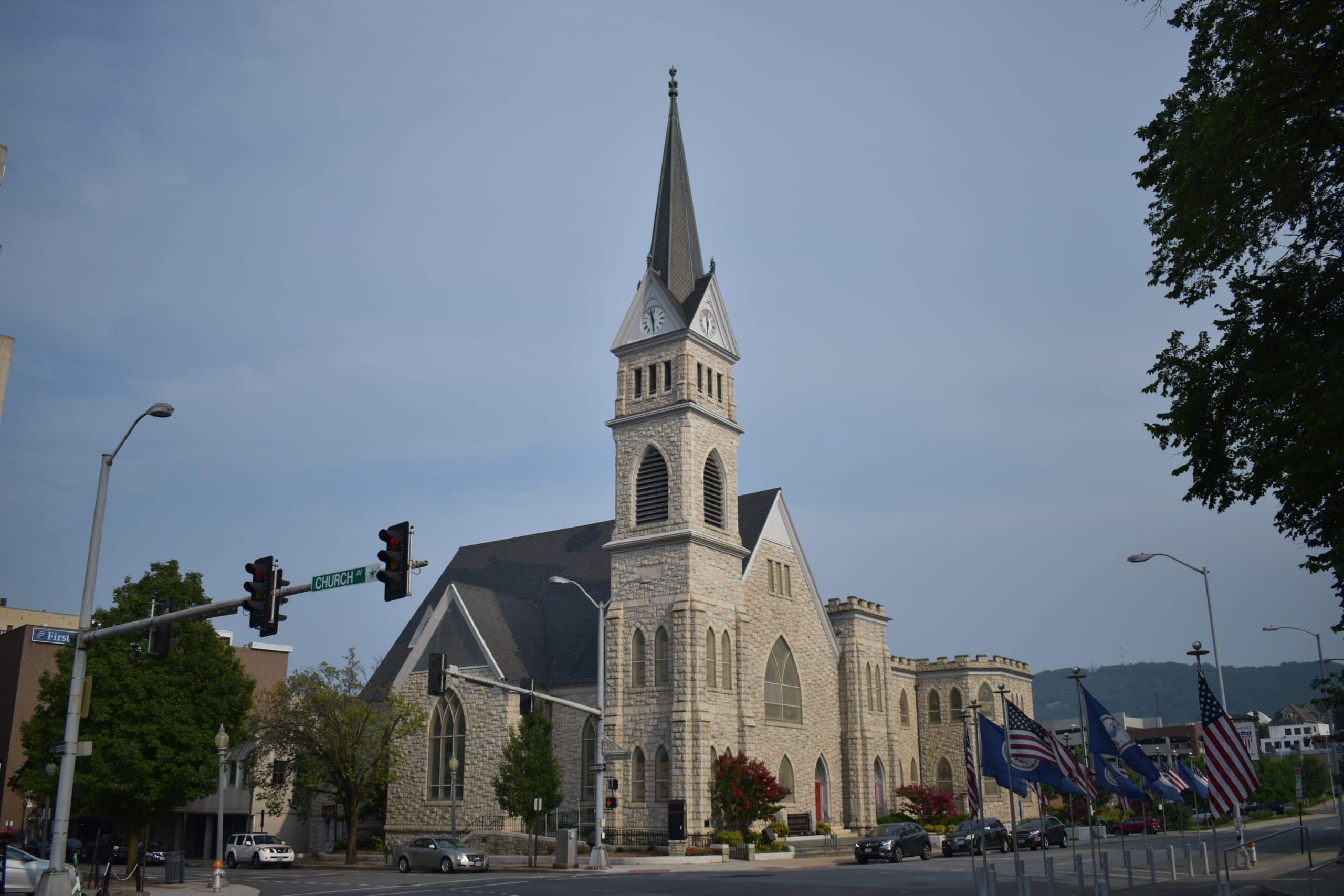 Greene Memorial United Methodist Church scaled