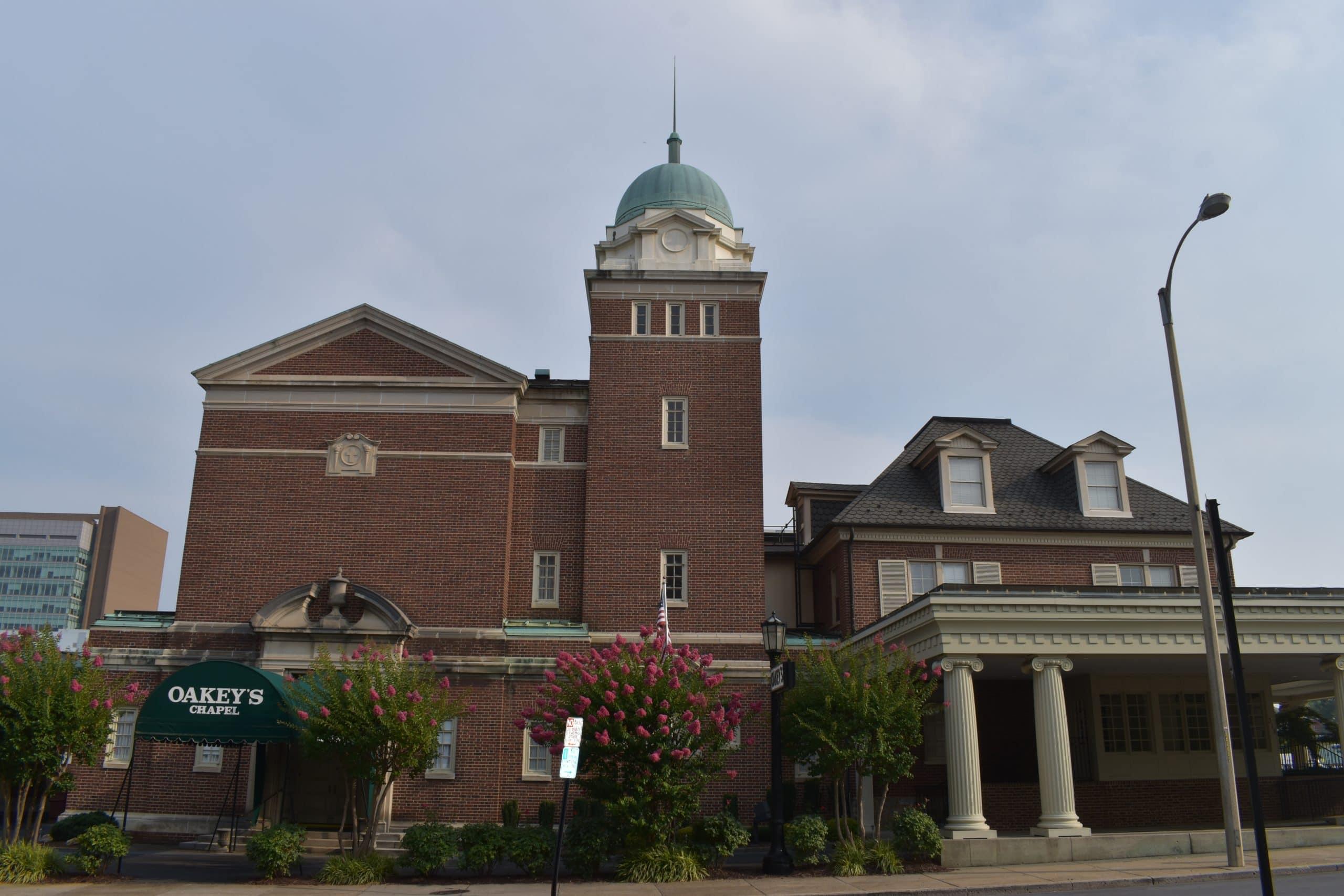 Oakeys Roanoke Chapel scaled