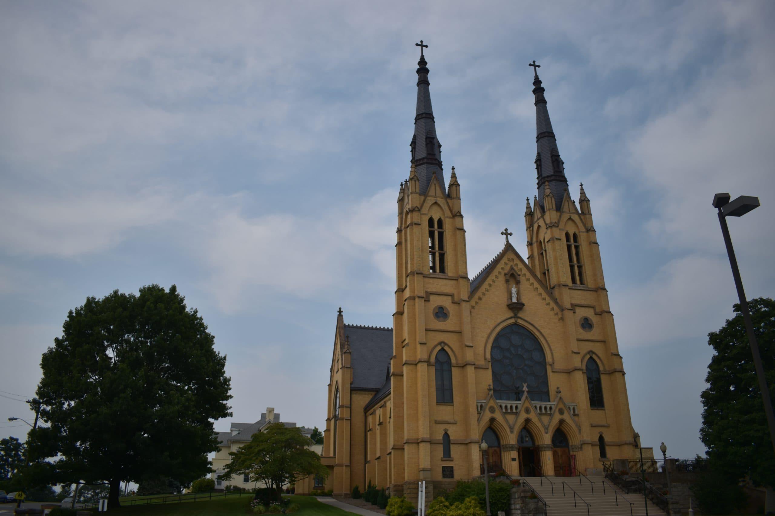 St. Andrews Catholic Church scaled