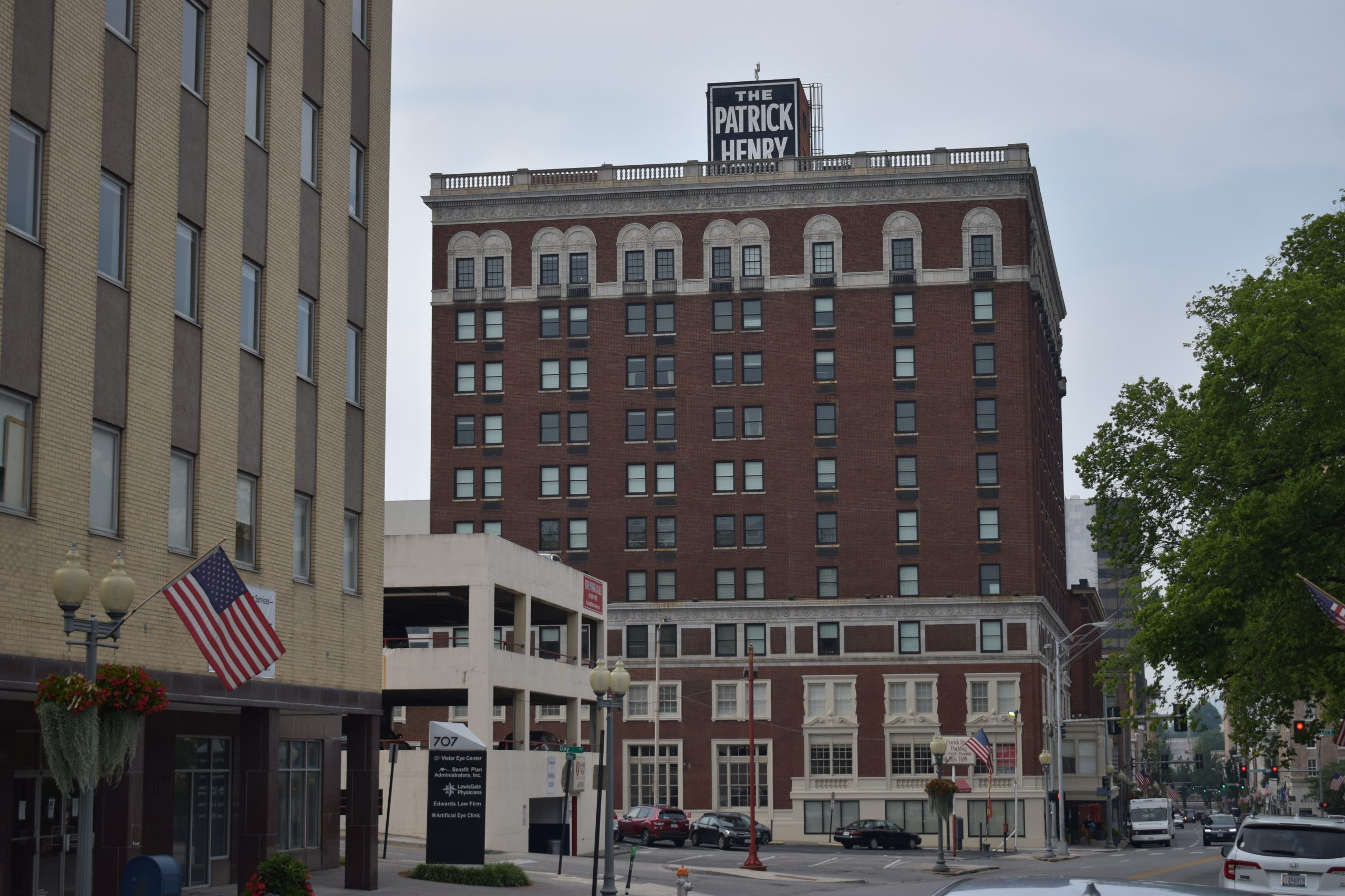 The Patrick Henry Hotel scaled