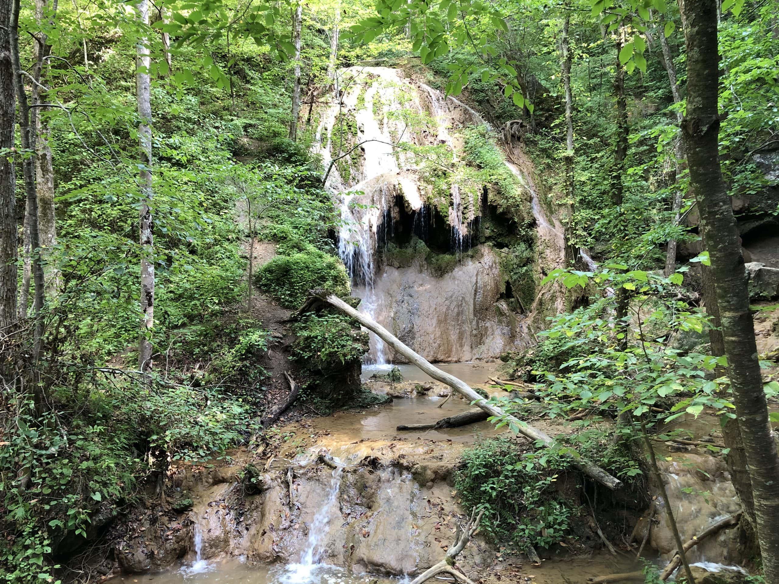 Falls Ridge Preserve - Waterfalls Near Roanoke Va