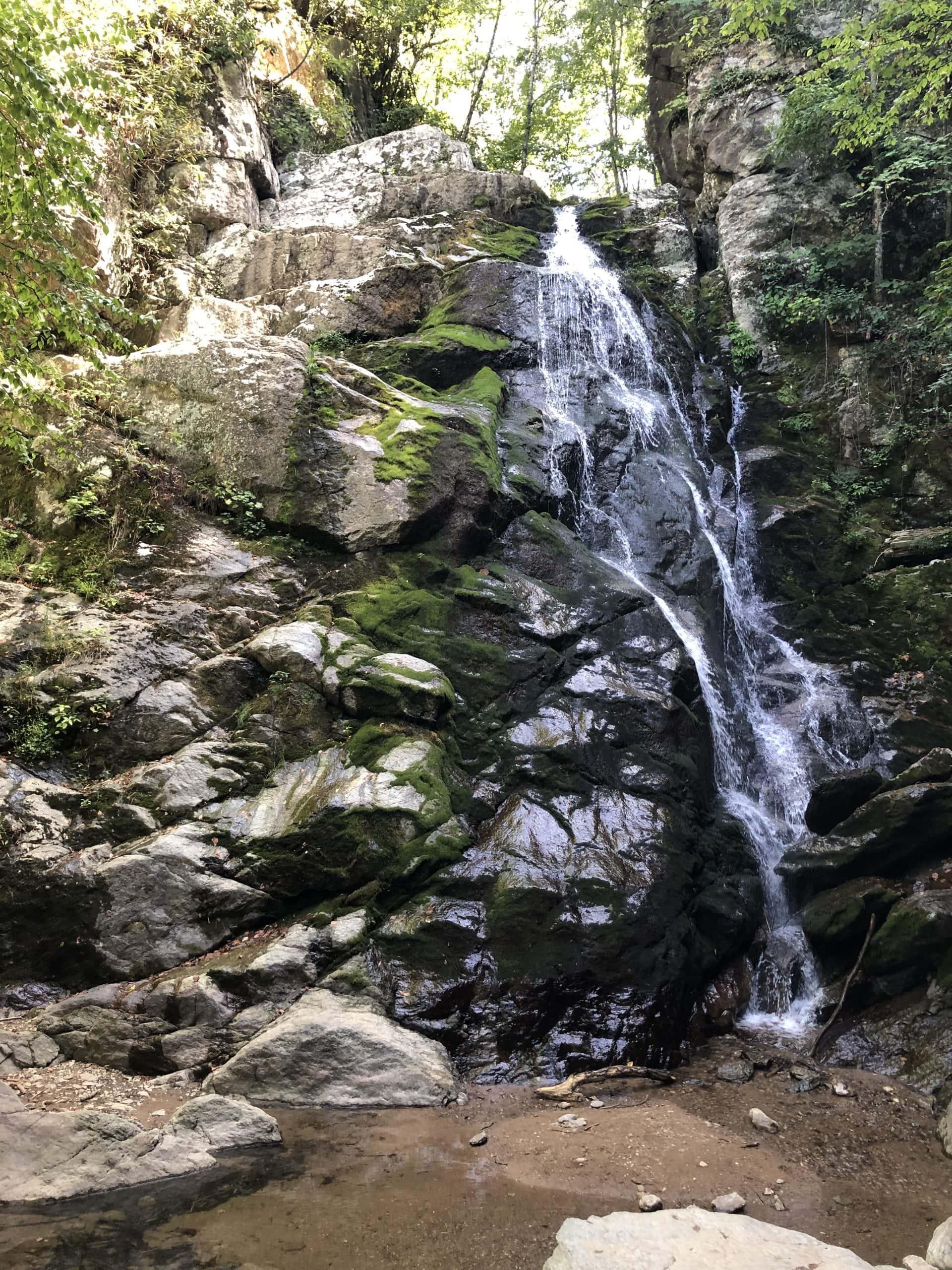 Stiles Falls - Waterfalls Near Roanoke Va